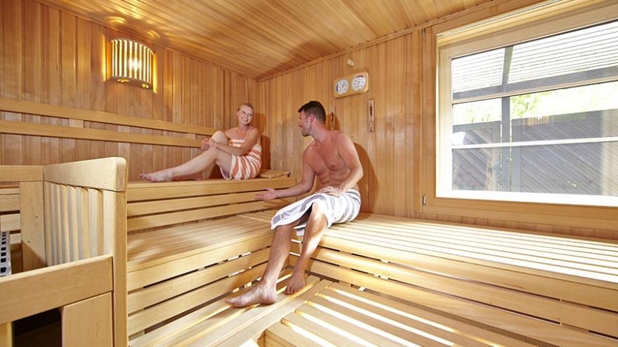 saunabereich im relexa hotel harz wald. Black Bedroom Furniture Sets. Home Design Ideas