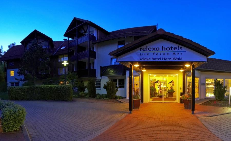 Hotelimpressionen relexa hotel braunlage for Designhotel harz