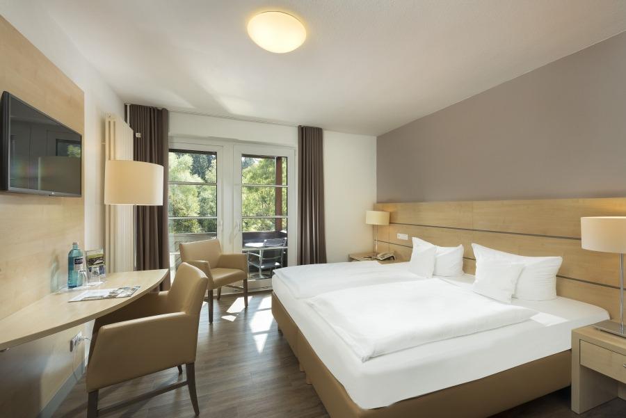 Classic Doppelzimmer im relexa hotel Harz-Wald in Braunlage