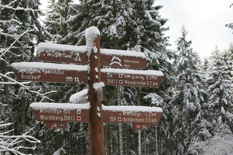 Wintersportgebiet Braunlage Relexa Hotel Braunlage